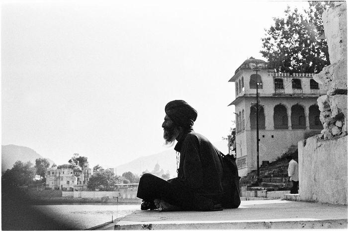 Analogue Photography Film Photography Hinduism India Life Rajasthan Religion Sadhu Silhouette Travel Travel Photography First Eyeem Photo