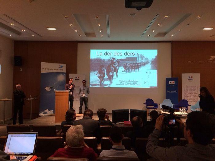 Dataconnexions Etalab La der de ders, Hackathon Dataculture