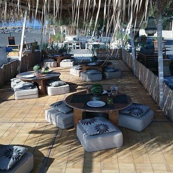Lunch Santorini Perissa