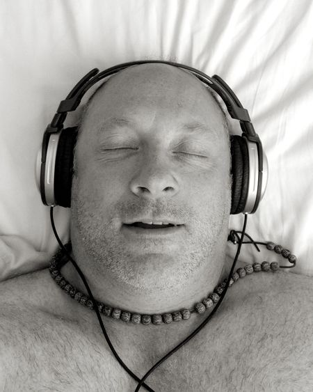 'chilled on a Monday morning' music brings us together Eyes Closed  Looking Down B&W Portrait Chilled EyeEm Selects #FREIHEITBERLIN Human Face Headshot Men Sleeping Eyes Closed  Close-up Napping In-ear Headphones Head And Shoulders Eyelash Headphones At Home Caucasian Iris - Eye Eyeball Eyelid Anthropomorphic Smiley Face Laziness Mp3 Player