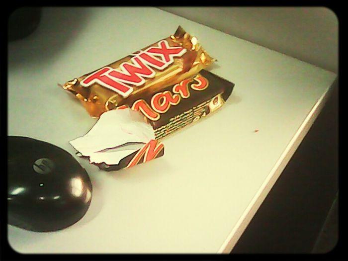 Chocolate Work Place Rehab ♥