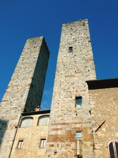 Tuscany Spring Two Towers Romantic Getaway