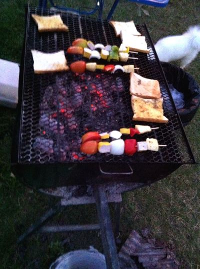 Oh yeah !!! BBQ TIME