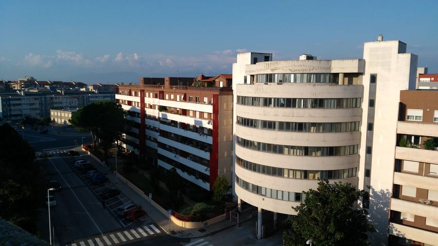 Cagliari EyeEm Selects City Politics And Government Apartment Residential Building High Angle View Architecture Building Exterior