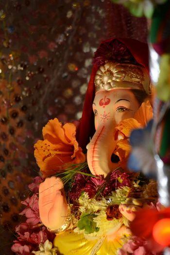 Ganpati Bappa Moriya 😃 Ganpati Festival Modak GaneshChaturthi