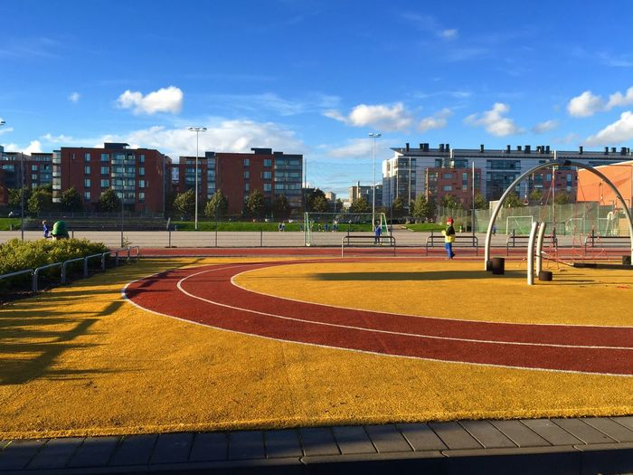 Sport parks