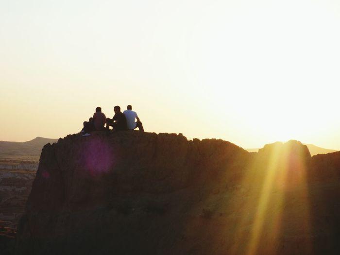 2009.7 Overseas Travel Snapshot Sunset