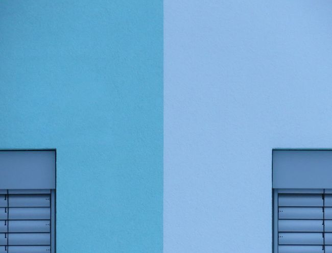 minimalism Architecture Minimalism Architecture_collection Architecture Photography Backgrounds Full Frame Blue Wall - Building Feature Architecture Close-up Building Exterior Built Structure Sky Architectural Design Architectural Detail The Architect - 2018 EyeEm Awards