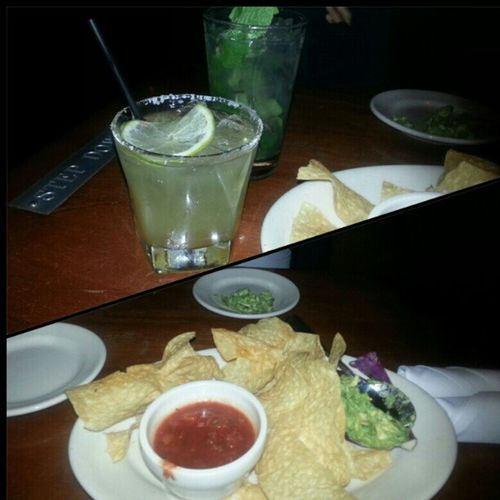 I sooo needed this my CadillacMargarita with extra patron shot .. bonding with the bestie