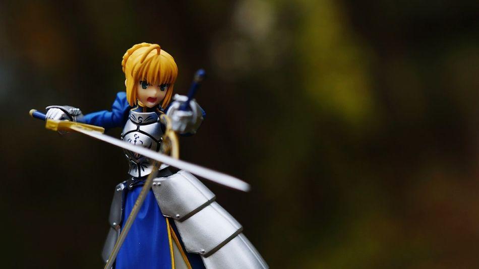 Nendoroid Figma Goodsmilecompany Action Figures Saber FateStayNight Artorias Pendragon Fatestaynightunlimitedbladeworks