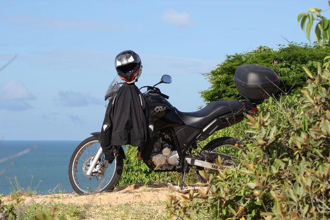 Bike Brazil Ceará Day Helmet Helmets Lagoinha Motorcycle Motorcycles Nature Ocean Ocean View Offroad Outdoors Sand Sandy Sandy Beach Sky Track