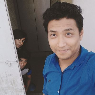 Just posted a photo.. Selfie Monturavfx Fun
