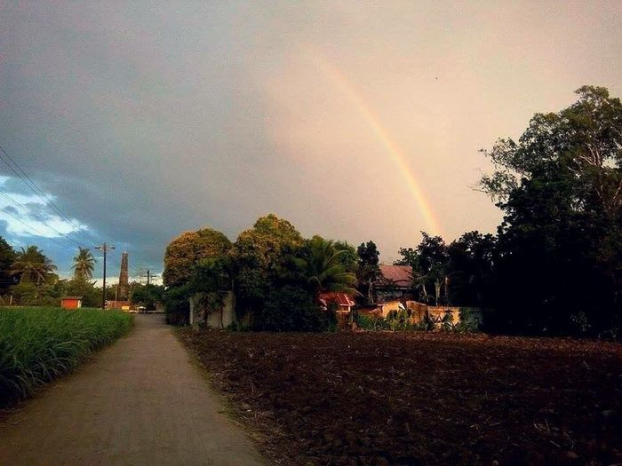 Rainbow EyeemPhilippines Eyeem Philippines Hinigaran Negros Occidental Eyeem Negros Occidental 🇵🇭