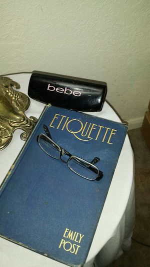 Etiquette Emily Post