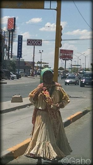Por las calles de Juarez. Tarahumara Juarez Necesidad Pobreza Desinteres Gabopics Mustsee