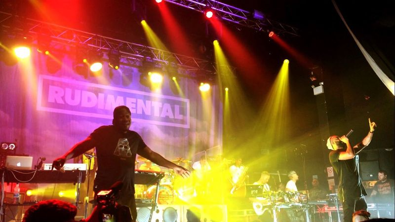 Music Brings Us Together Rudimental  Newcastle Upon Tyne