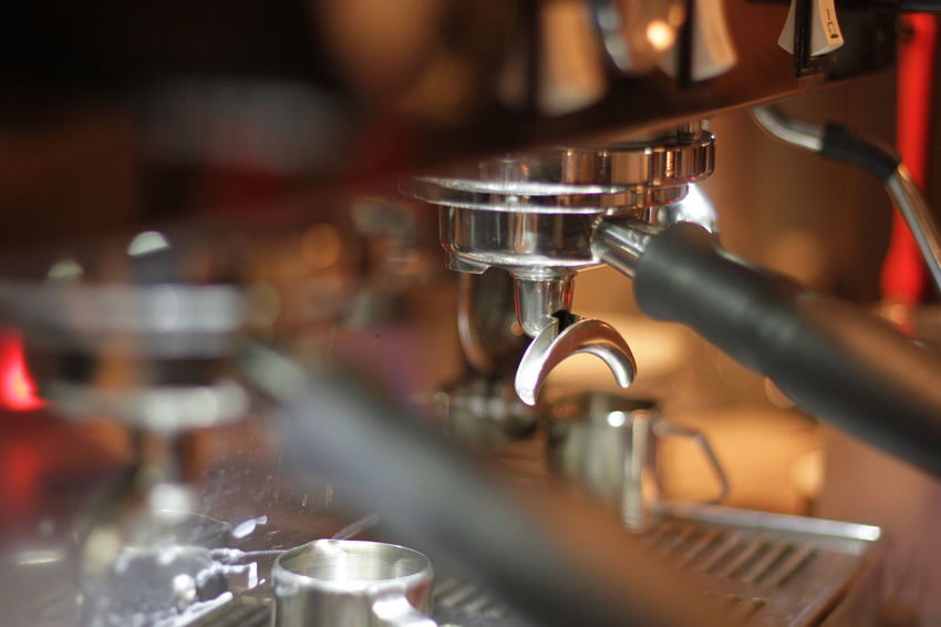 Arts Culture And Entertainment Brewery Check This Out Coffee CoffeeNerd Espresso Focus On Foreground Illuminated In A Row Machinery Metal Metallic Press Roaster Thirdwave Thirdwavecoffee