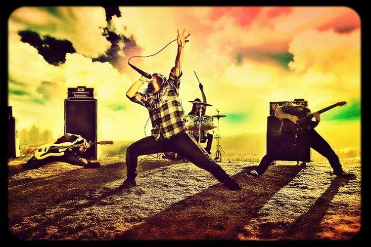 Phinehas... Rock