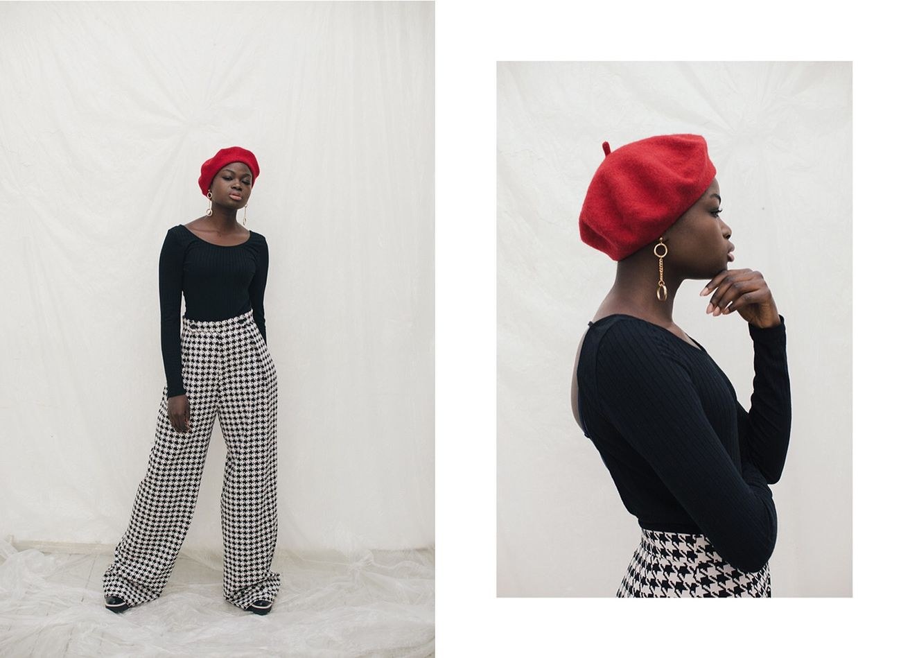 Model: Miriama,