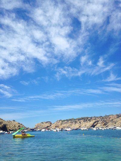 Ibiza Ocean Summer Nature Photography Beach Waves Relaxing