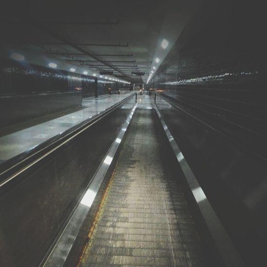 Perspective Persfektif Antalya Turkey Otogar Freelance Life Metrobus Underground