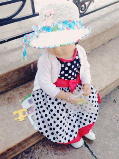Children Only Child Girls Nina Niña Bonita Bebe Sombrero Sombrero De Niña Live For The Story
