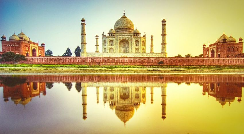 My Country In A Photo India Proud To Be A Indian Tajmahal Agra India. Wonders Of The World Pride Of India. Country Pride