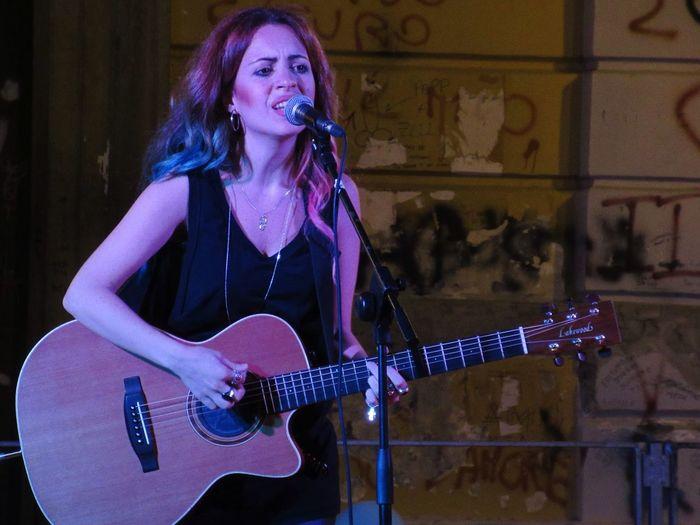 Stasera Tatuami Emozioni da Rockstar 🎸 💗 GraziE Mille  Claudia Megrè ☺️ ❤️ E Già Mi Sento In Vacanza 🔆 Claudia Megrè Live