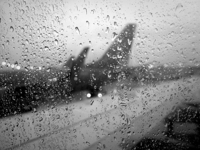 Water Rain Delayed