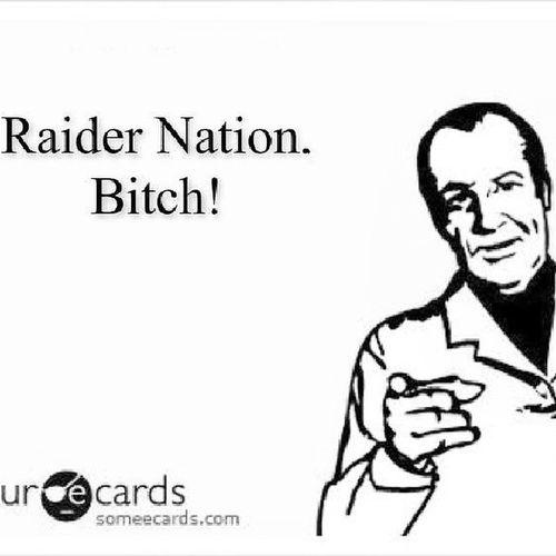 Raidersfamily Raiderettes Raidersteam Raidersfans raidersgang raiders raiderspride Raidersnation raidersbaby R4L LosangelesRaiders oaklandraiders No bandwagon fans please !!