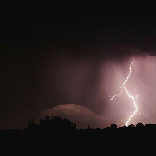 Landscape Storm