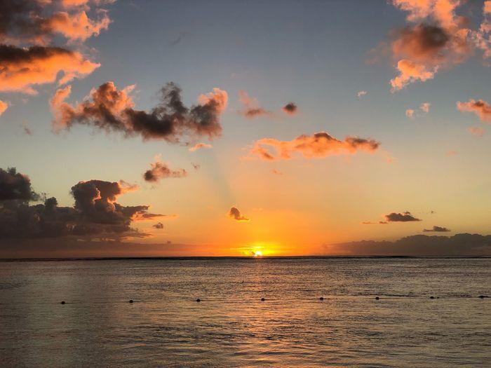 Photo taken in Le Morne, Mauritius