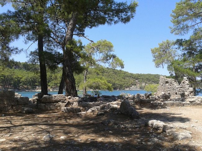 Phaselis Beachphotography Life Is A Beach Beautiful Nature Historic Landscapes