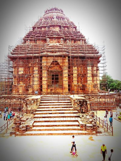 Sun temple Kanark First Eyeem Photo