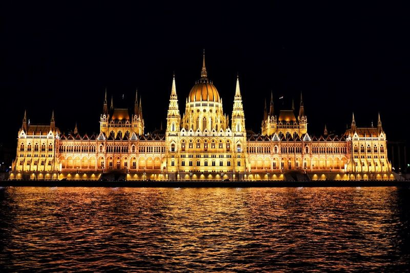 Hungarian Houses of Parliament, Budapest Hungary Budapest Night Lights City Lights Cityscapes Beautiful Architecture Architecture Reflections Beautiful Buildings Amazing View Fujifilm Snapseed Editing  Showcase May X100 Wallpaper DesktopBackGround IPad Edit 43 Golden Moments Overnight Success The Architect - 2017 EyeEm Awards The Architect - 2018 EyeEm Awards Capture Tomorrow
