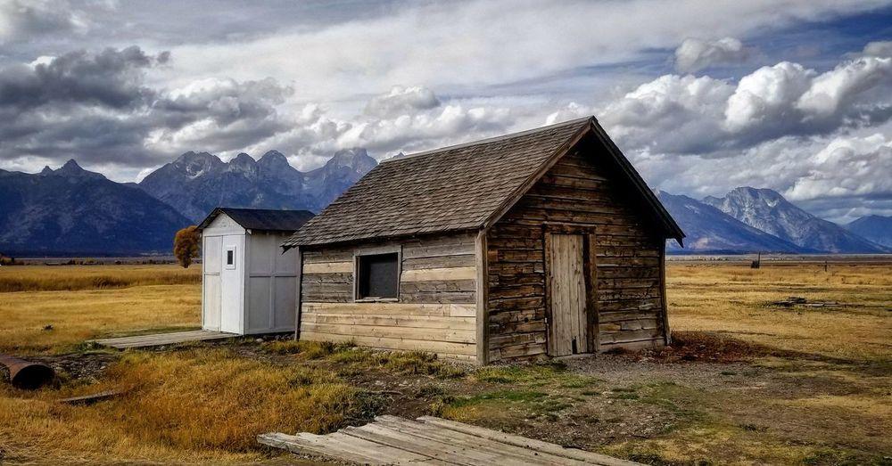 mormon farm in