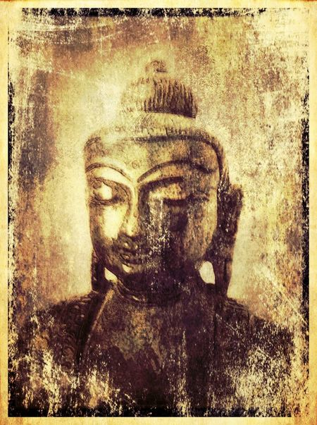 Old buddha Old Buddha