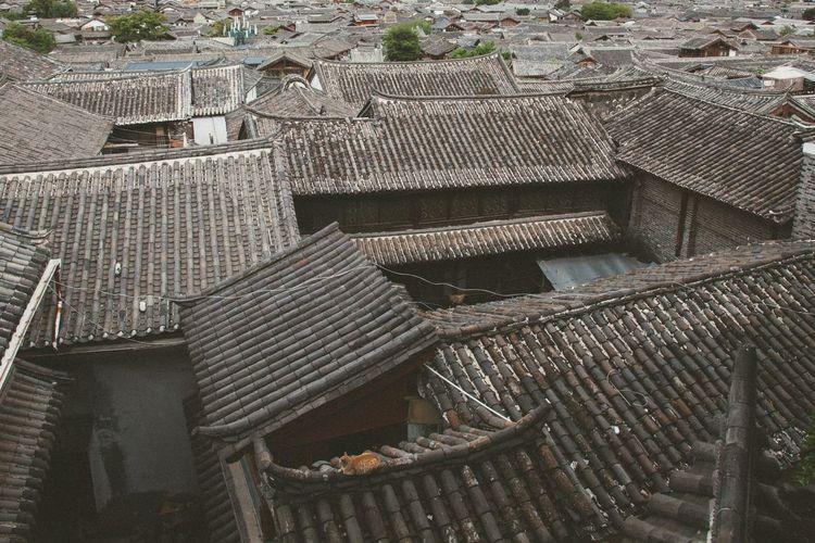 China Lijiang Local Roof