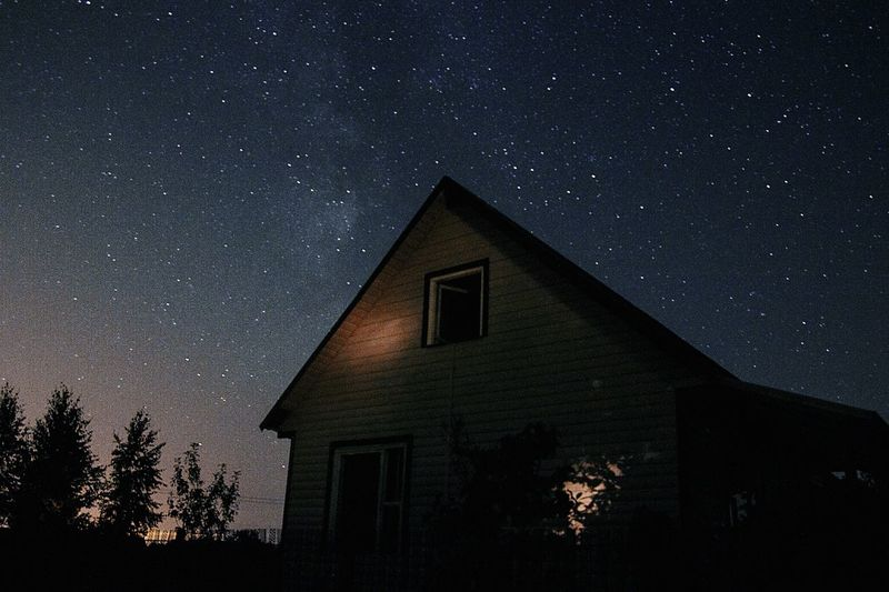 Star - Space Night Galaxy Window Constellation Astronomy Natural Phenomenon Space Outdoors Built Structure Star Field Sky Belarus Gomeltut Gomel Ecología Nature Stars Dramatic Sky No People Event Art Morning