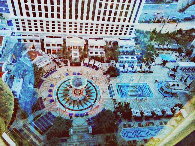 My View Right Now Caesars Palace Clara Filter Hotel View