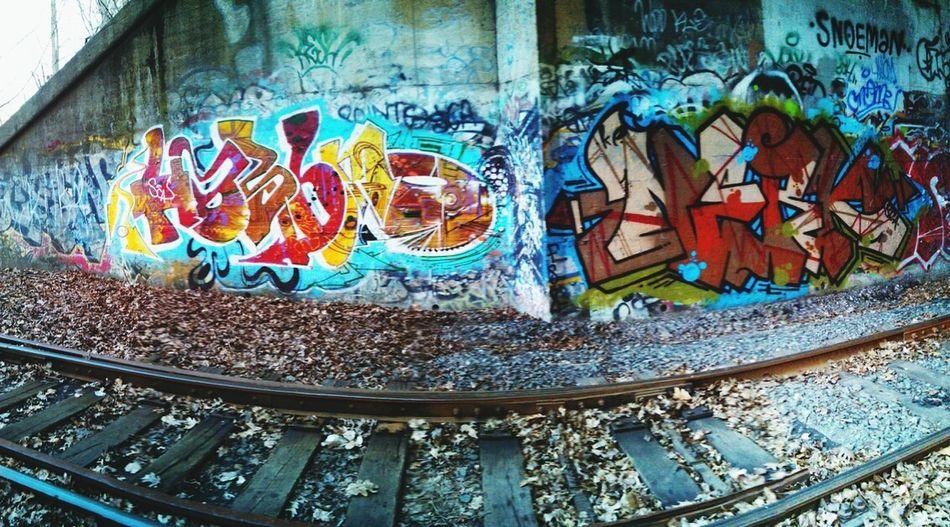 Graffiti Street Photography Tunnel Boston