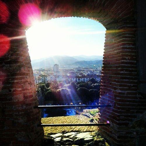Un giorno mi mancherà, già lo so. Ma sarà sempre nel mio cuore Savona  Prolungamento Inverno Sole Winter Matitino Scorcio Citta Liguria Panorama