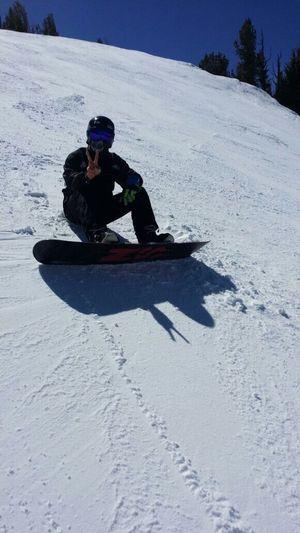 Mysweetbaby MyOtherHalf Thebest Snowboarding Hello World Enjoying Life 💜💙💚