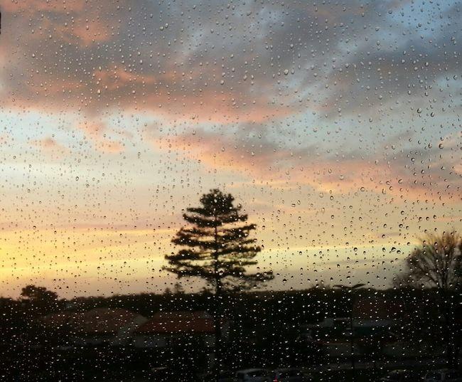 After The Storm Sunset Sun Clouds Skylovers Sky Nature Beautifulinnature Naturalbeauty Photography Landscape [a: [a:1