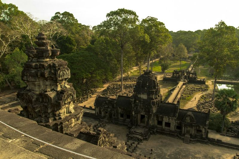 Baphuon Angkor Ancient Temple Cambodia
