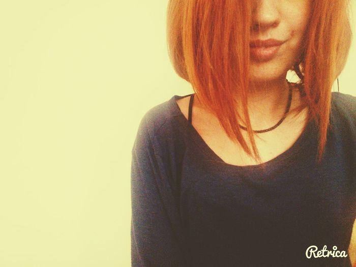 Turuncu Hair Hairstyle Haircut Red Hair