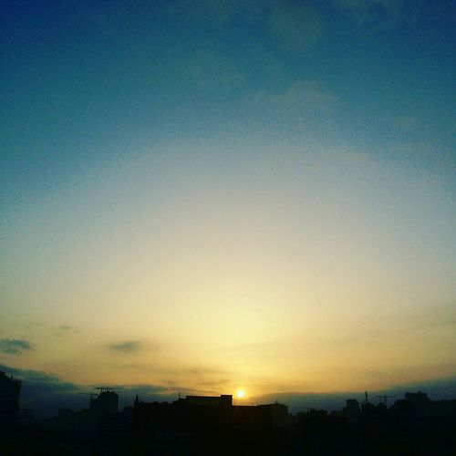 Sunrise Smartphonephotography Good Morning World! Good Morning Oran! Coffee & Cigarettes Time Have A Nice Day♥ a Oran  Algeria