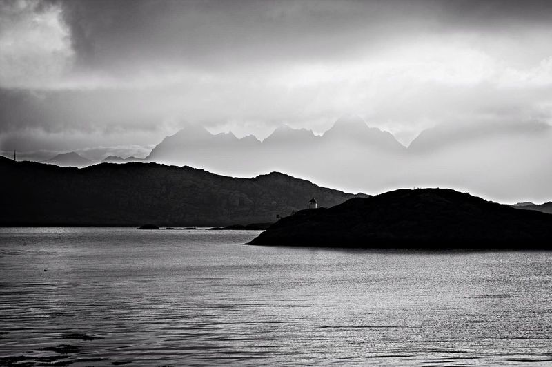 Blackandwhite Landscape_Collection Landscape Norway Monochrome Photooftheday