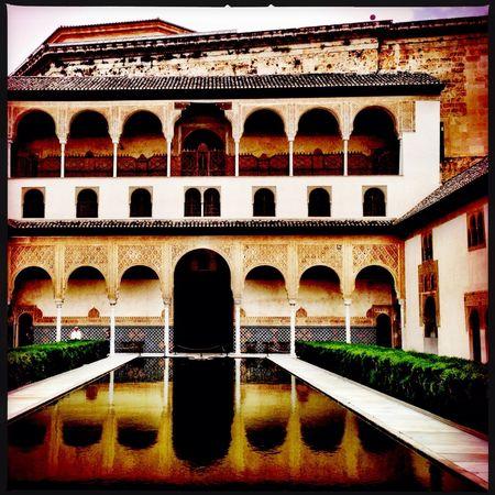 Enjoying the view La Alhambra EyeEm Best Shots The Architect - 2014 EyeEm Awards EyeEm Best Shots - Architecture