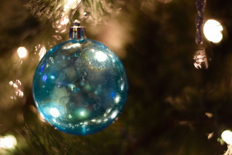 Christmas is coming Christmas Christmas Decoration Christmas Ornament Christmas Tree Illuminated Close-up Christmas Lights No People Holiday Tree Shiny Indoors